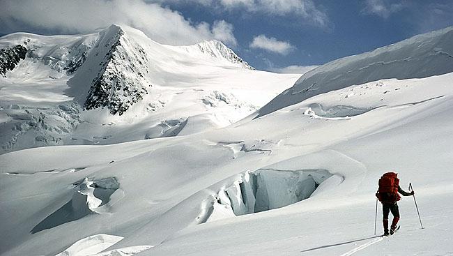 Gardner Grand Glacier